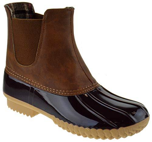 natures breeze rain boots - 5