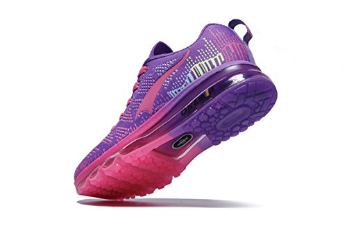 shoes sports shoes running lightweight casual cushioning Purple Female summer ladies cushion shoes shoes breathable shoes vnwdqZ