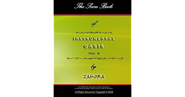 Amazon.com: The Score Book of: Instrumental Oasis, Vol. 2 ...