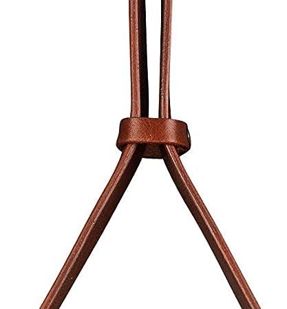 Gubi Spiegel gubi adnet spiegel circulation aire brown 70 cm diameter jacques