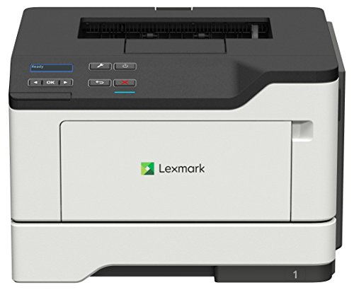 Lexmark 36S0200 MS421dn Compact Laser Printer, Monochrome, Networking, Duplex Printing (Cheap Lexmark Printer)