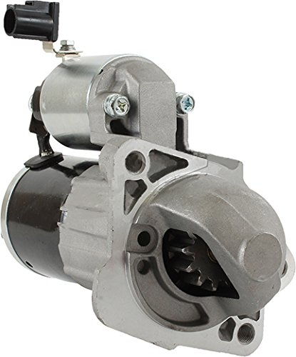New 12 Volt Starter For Mazda 2011 2012 ZYF3-18-400 Automatic Transmission L4 ()