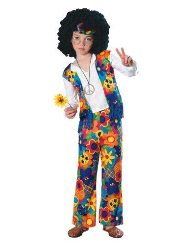 Rubie's Costume Co Hippie Costume, Large, Large -