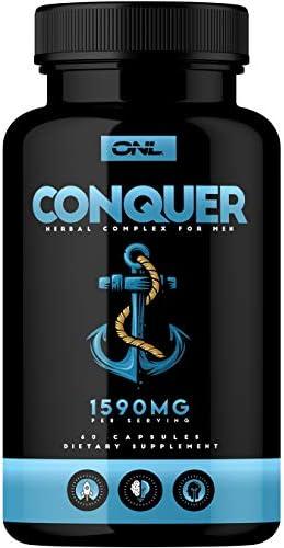 Conquer Premium Fertility Supplement Capsules product image