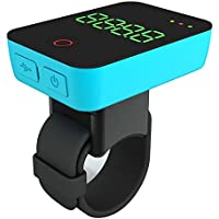 Camile R100 GPS Smart Cycling Camera - Blue