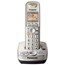 Panasonic KXTG4221N DECT 6.0 1-Handset Phone System with Answering Capability