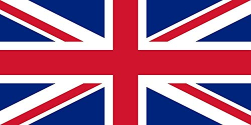 - 3ft x 5ft United Kingdom Flag - UK Polyester British - Union Jack Online Stores - 3 x 5 - Poly Britain Flag