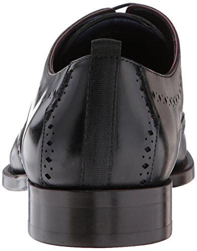 Steve Madden Mens Candyd Oxford In Pelle Nera