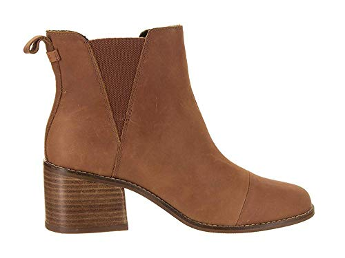 Toms Fit True To Size - TOMS Women's Esme Boot Tan Leather
