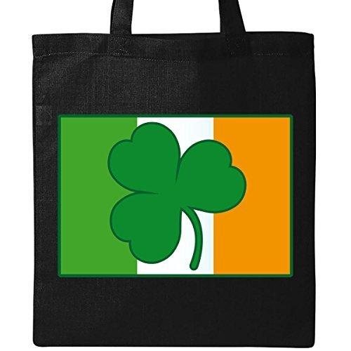 Inktastic Shamrock Irish Flag Fourre-tout noir de