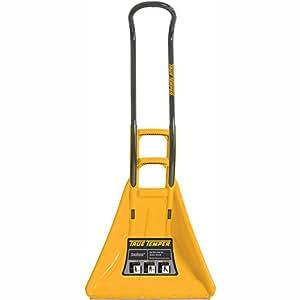 True Temper SnoBoss 26-Inch Snow Shovel with One-piece Ergonomic Aluminum Handle - 1625300