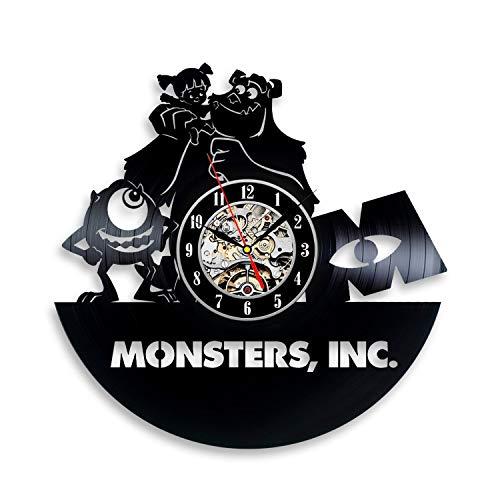 monster inc clock - 7