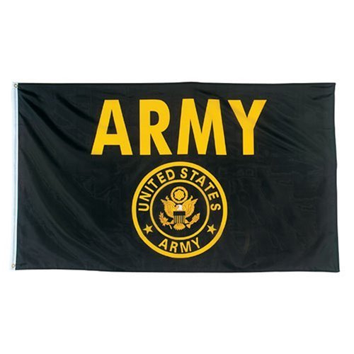 Army Flag Military Gold Crest product image