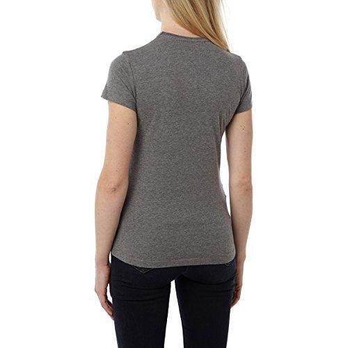 TOG 24 - Olivia Womens T-Shirt Wild And Free Dark Grey Marl - female