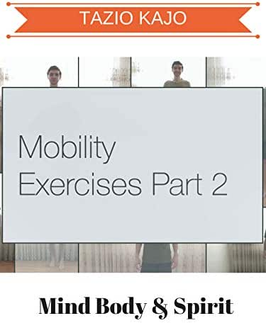 Mobility Exercise Part 2