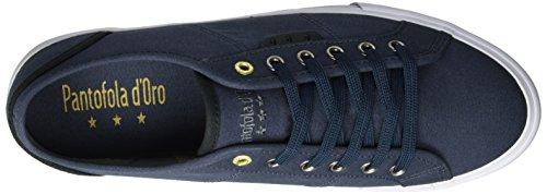 Pantofola d'Oro Arda Canvas Uomo Low - Zapatillas de casa Hombre Azul (Dress Blues)