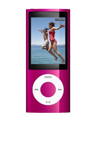 [Apple iPod nano 8 GB Pink (5th Generation)  (Discontinued by Manufacturer)] (Ipod Nano 8 Gb Pink)
