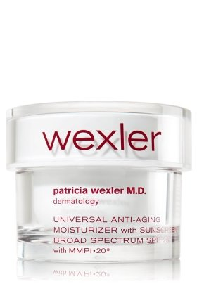 Patricia Wexler M.D. Dermatology Universal Anti-Aging Moisturizer with SunScreen Broad Spectrum SPF 28 with MMPi 20, 1.7 Ounce by Bath & Body Works