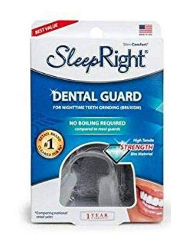 SleepRight Ultra-Comfort Dental Guard - Mouth Guard To Prevent Teeth Grinding - No Boil - Extra Strong