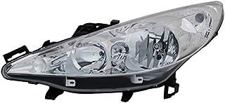 Carparts-Online 23917_1 H1 / H7 Scheinwerfer links TYC