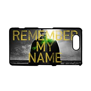 Generic Personalised Phone Cases For Women For Z3 Mini Sony With Breaking Bad Choose Design 7