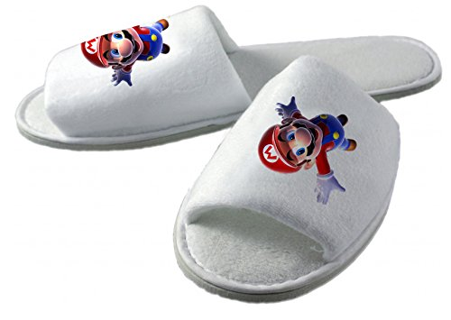 Kdomania - Chaussons Super Mario