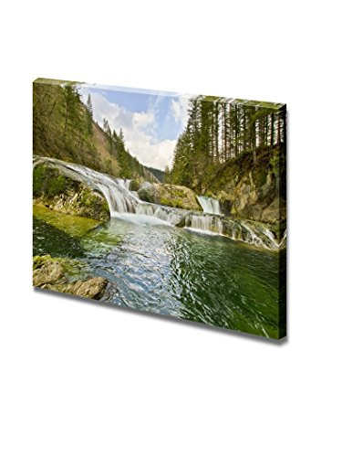 Naked Falls in Washougal River Columbia Gorge Washington Home Deoration Wall Decor ing