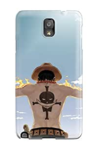 New Arrival Ace With Whitebeard Tattoo For Galaxy Note 3 Case Cover