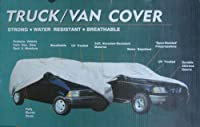 Semi-custom fit indoor and outdoor Mini van cover - TOYOTA SIENNA 04-06