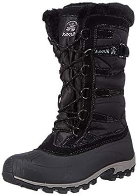 Amazon.com | Kamik Women's Snowvalley Boot | Snow Boots