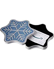 Amazon.com.au Gift Card for Custom Amount in a Snowflake Tin