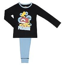 Pokemon Pikachu Girls Pyjamas - Age 3-10 Years