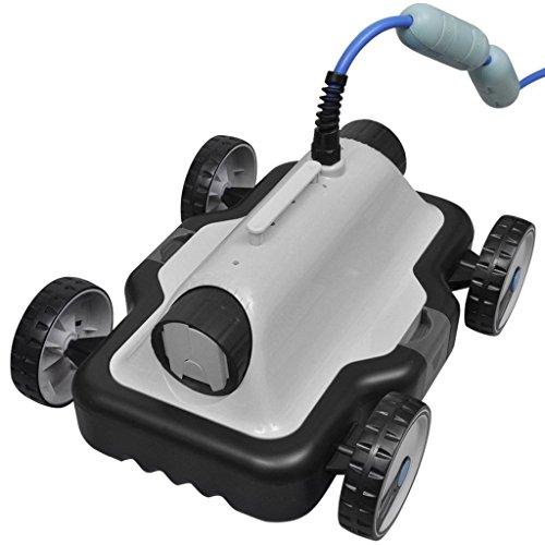 [해외]자기 풀 청소 로봇 소형, 케이블 30 피트, 시간 설정/Anself Pool Cleaning Robot Small with Cable 30-Feet, Time Setting
