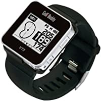 Portable, GolfBuddy GB8-VT3-14 Smart Golf Watch, Black, Small Consumer Electronic Gadget Shop