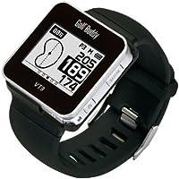 Portable, GolfBuddy GB8-VT3-14 Smart Golf Watch, Black, Small Consumer Electronic Gadget Shop