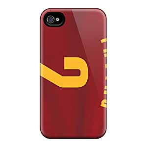 Scratch Protection Cell-phone Hard Covers For Iphone 6 (bok9250ZcAA) Customized High-definition Cleveland Cavaliers Skin