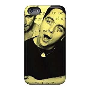 Great Cell-phone Hard Covers For Iphone 6 (bUv3088ybdk) Provide Private Custom Trendy Green Day Pattern