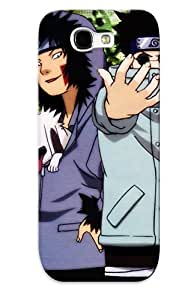 Defender Case For Galaxy Note 2, Naruto Group Pattern