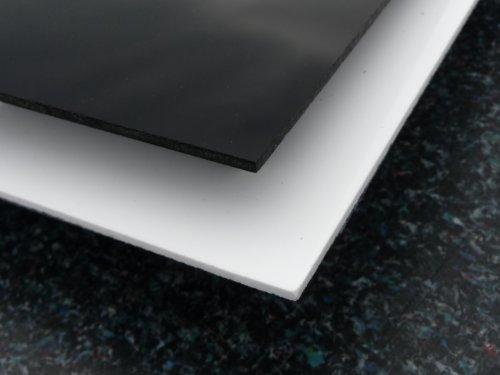 White acrylic xt perspex sheet 1000 x 500 x 3 mm plate cut white garden ra - Achat plaque plexiglass castorama ...