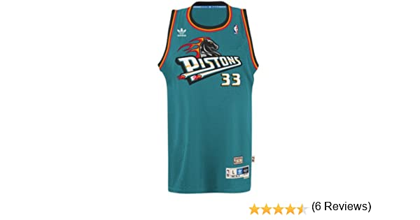 ... where to buy amazon grant hill detroit pistons adidas nba throwback  swingman jersey teal sports outdoors 664db2e9f