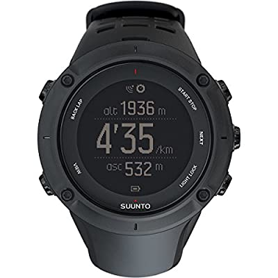 Suunto Ambit3 Peak GPS Sapphire Watch