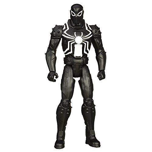 Ultimate Spider-Man Web Warriors Titan Hero Quick-Talking Agent Venom