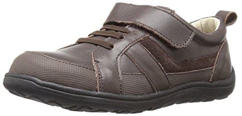 See Kai Run Boys' Anton Loafer, Dark Brown, 11.5 M US Little (Youth Dark Brown Suede Footwear)