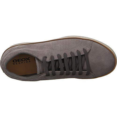 C9007 Sneakers stone Homme Basses Gris Ariam Geox U D xqwR0Fvn8t