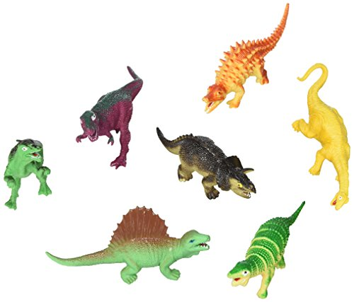 Dinosaur Play Figure Toy (Fun Express Large Assorted Dinosaur Toy Figures - 12 Pieces)