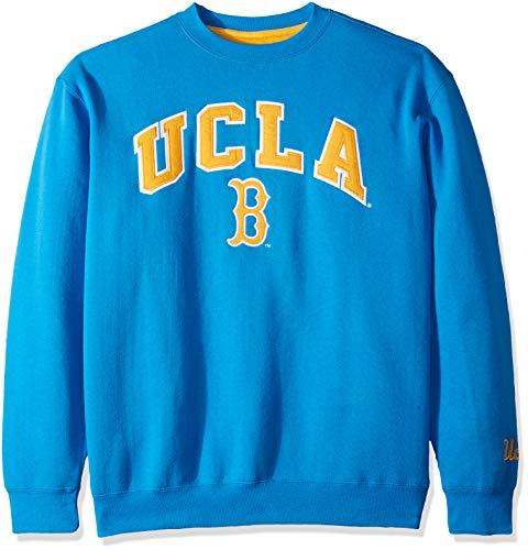 - E5 NCAA Men's Crew Sweatshirt, UCLA, XL