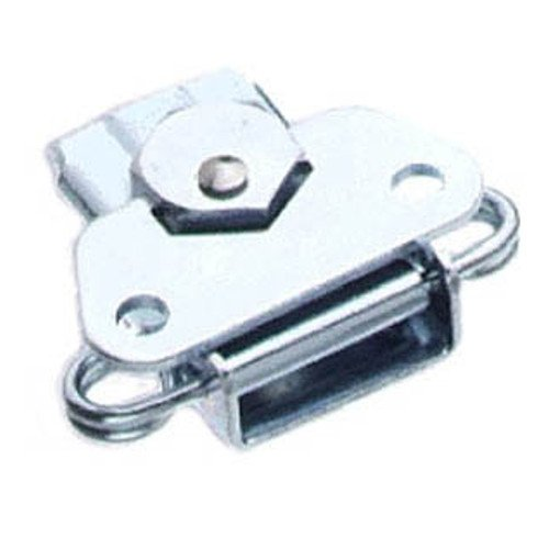 Southco Inc K4-2359-07 Rotary-Action Draw Latch 2.11 Closed Length, 600 Lbs. Load Capacity (Pack of 10)