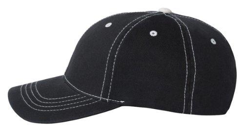 FlexFit Contrast Color Stitched Cap