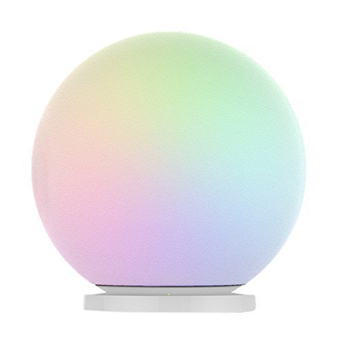 Amazon Com Led Globe Night Light Ambient Color Changing