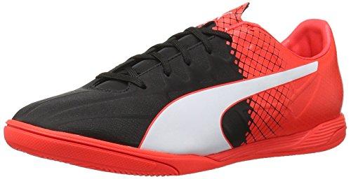 Puma Evospeed 4.5 trucos zapato de fútbol Negro/ blanco (Puma Black/Puma White)